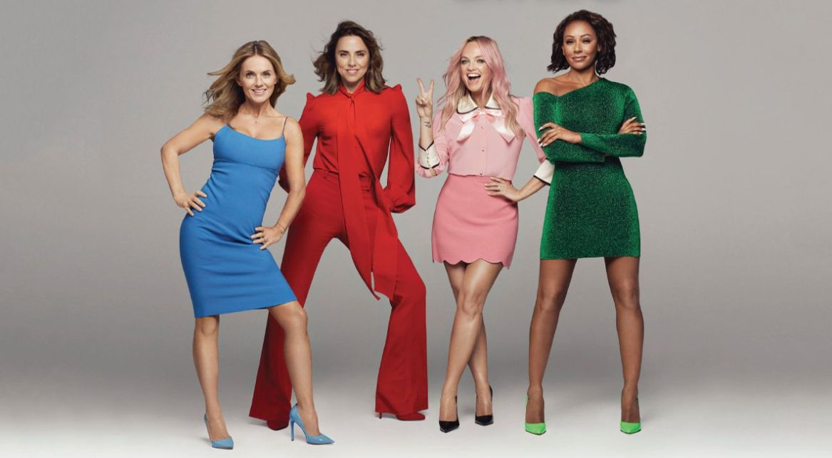 Everything You'll Need To Know If You Really, Really Want To Get Your Hands On Spice Girls