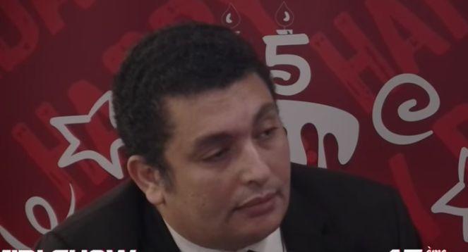 Iyed Dahmani: