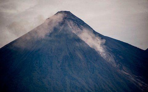 Γουατεμάλα: «Ξύπνησε» το φονικό ηφαίστειο Ελ