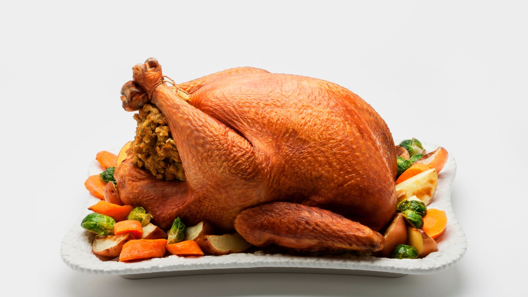 How To Stuff A Turkey Safely: The Experts Explain