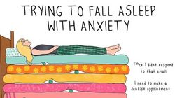 If You Have Anxiety, These Illustrations Will Speak To You On A Deep