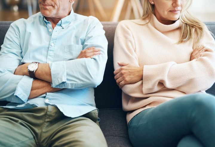 Divorce rates among older Americans are on the rise.