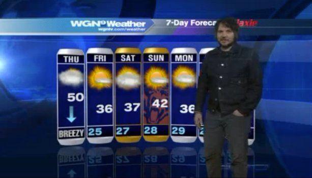 Jeff Tweedy Weather Report: Wilco Frontman Gives Chicago