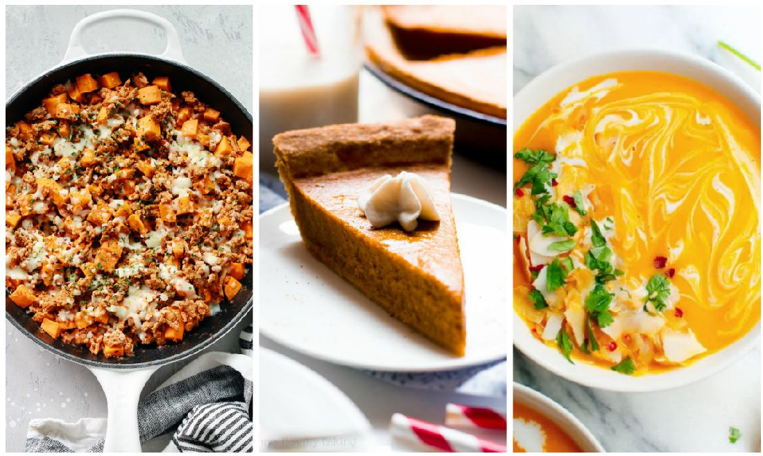 12 Healthy Thanksgiving Recipes That Don't Sacrifice Flavor