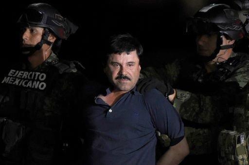 Υποψήφιος ένορκος στη δίκη του «Ελ Τσάπο» απορρίφθηκε επειδή του ζήτησε...