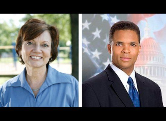 Incumbent U.S. Rep. <strong>Jesse Jackson Jr.</strong> faces in challenger (and former one-term congresswoman) <strong>Debbie