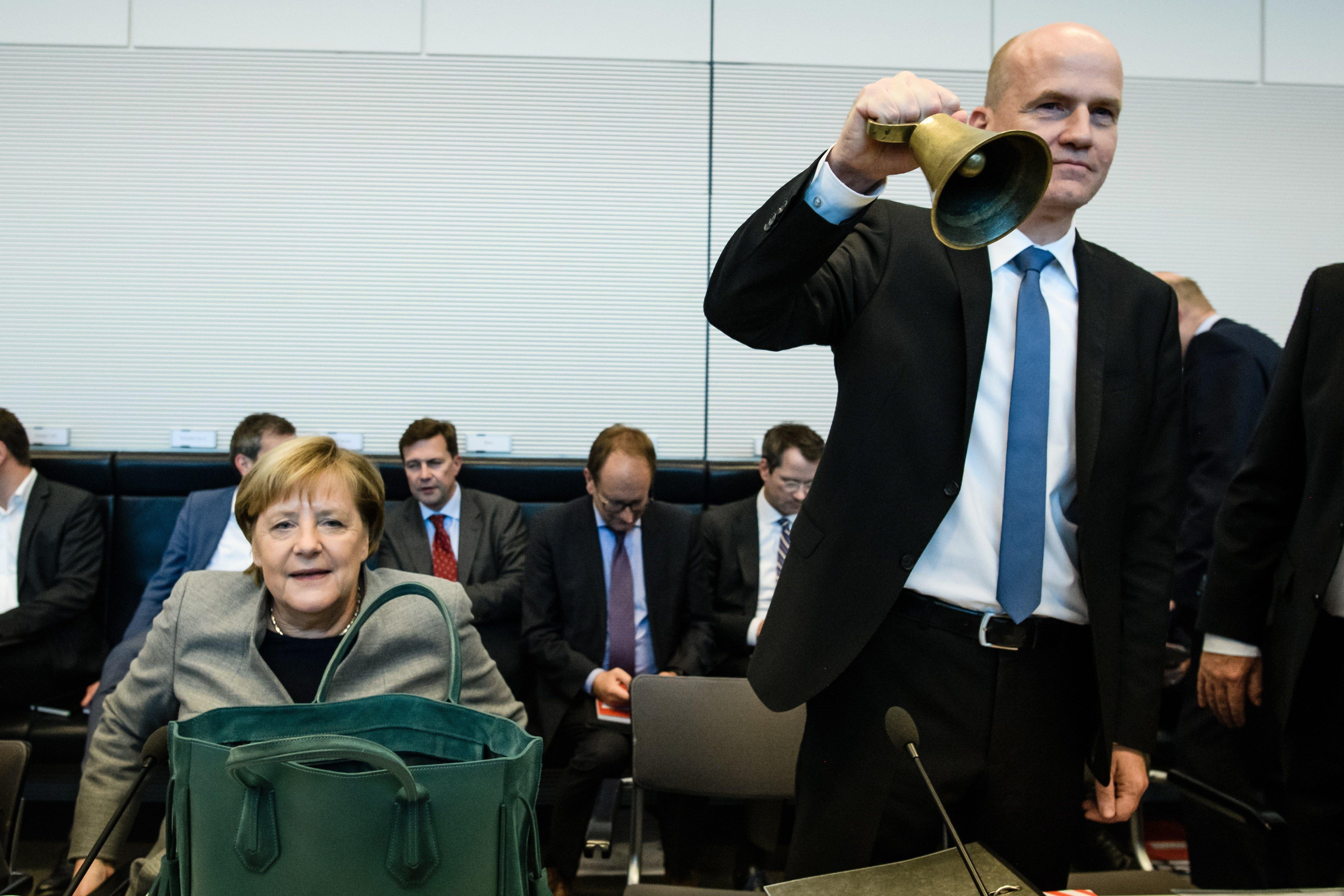 Union im Bundestag diskutiert Migrationspakt – dann kommt es zum Eklat