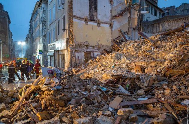 Γαλλία: Τουλάχιστον τέσσερις νεκροί από την κατάρρευση δύο παλαιών