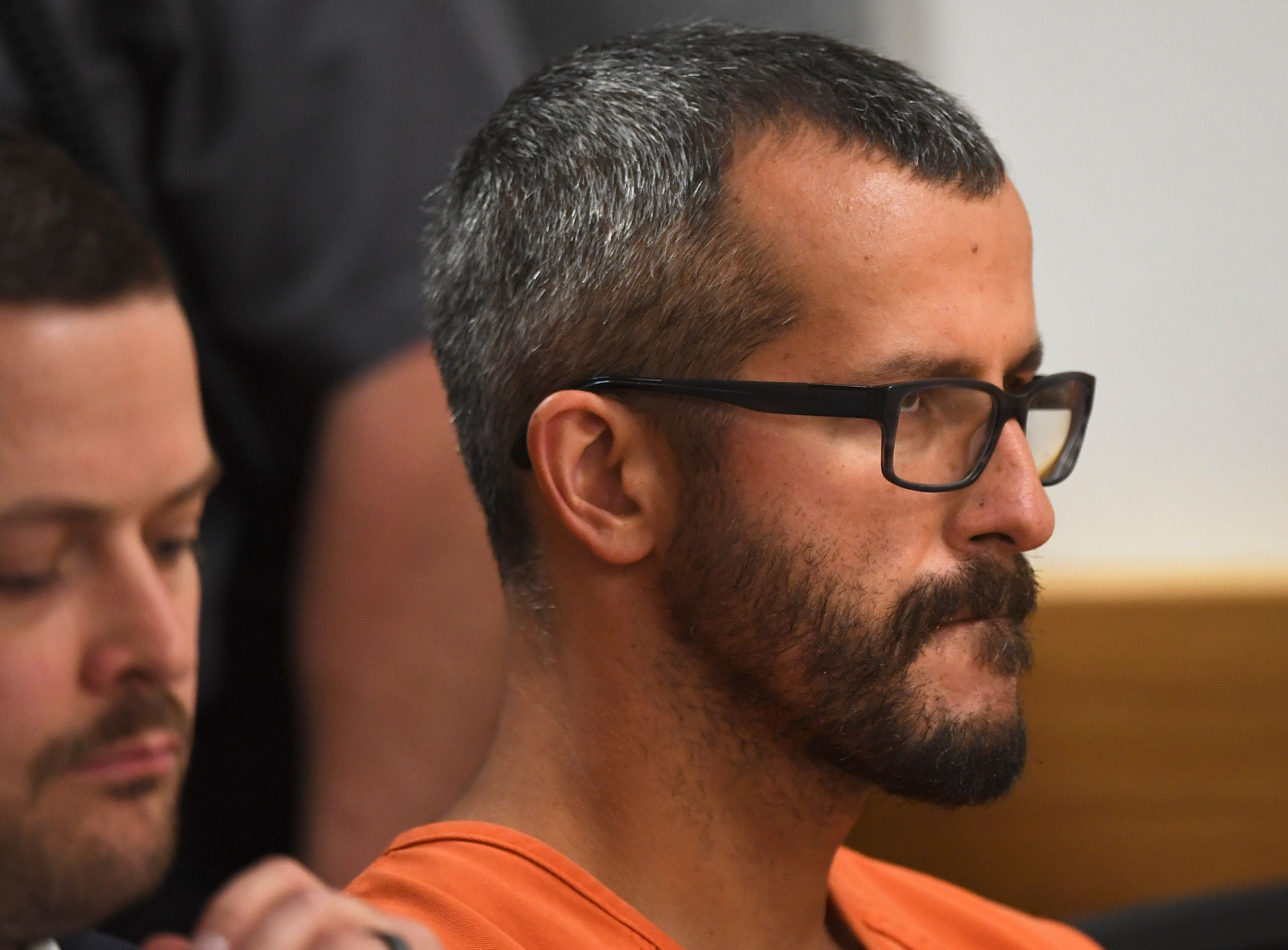 Christopher Watts Pleads Guilty To Killing Pregnant Wife, Young