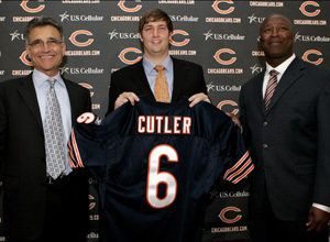 Jay Cutler's Jersey Is The NFL's Top Seller, Michael Vick's Back ...