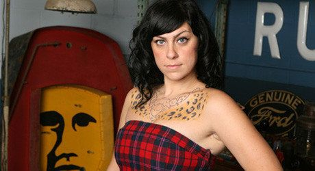 danielle from american pickers husband