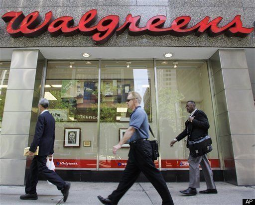 Walgreens, Now With