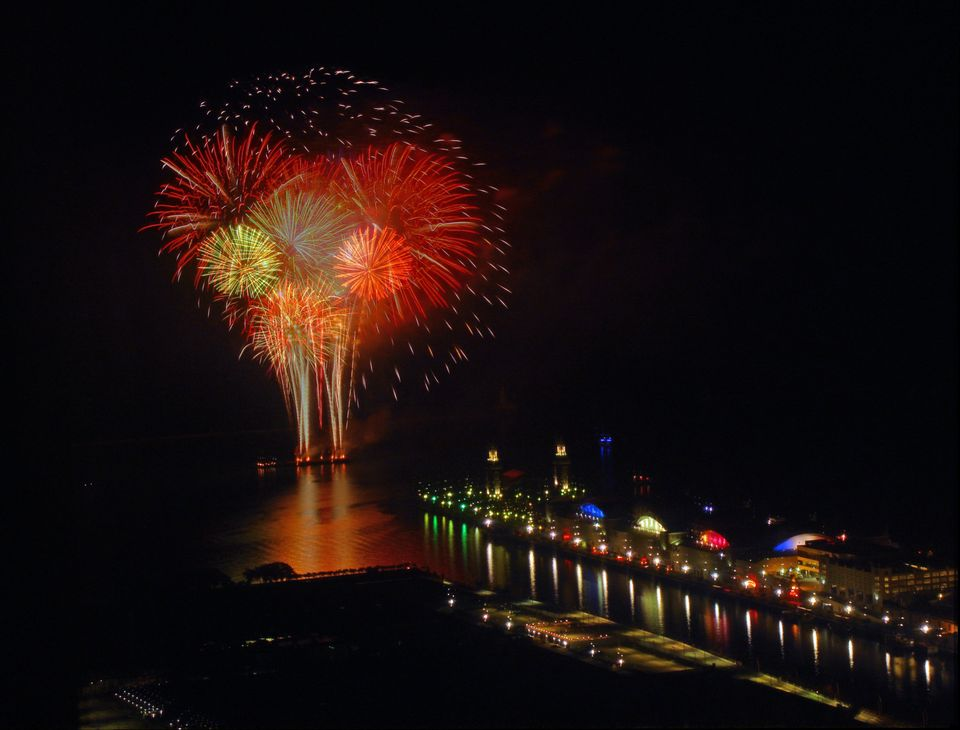 <strong>July 4 </strong>  Patriotic music and 15 minutes of fireworks will start at 9:30 p.m. with the best views at the Dock
