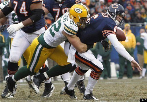 Chicago Bears Playoff Chances Evaporate After Loss To