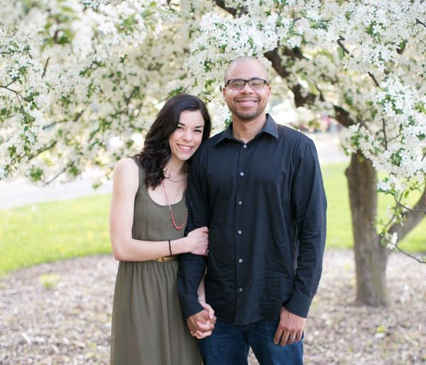 """<strong>What do you do?</strong> My husband and I are <a href=""""http://www.christytylerphotography.com/"""" target=""""_blank"""">weddi"""