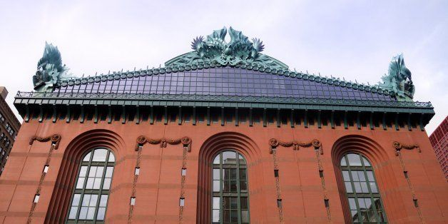 CHICAGO - OCT 17:  The Harold Washington Library Center, in Chicago, Illinois on OCTOBER 17, 2011.  (Photo By Raymond Boyd/Mi