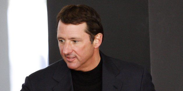 Kevin Trudeau walks through the Dirksen U.S. Courthouse in Chicago, February 11, 2010. In the decade since regulators first a