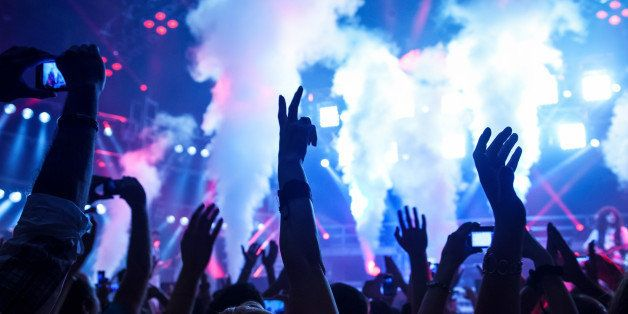 2013 in Recap: The Best EDM Events in Chicago   HuffPost