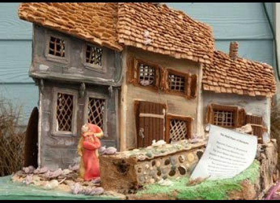<strong>Location:</strong> The New York Botanical Garden's 2009 Gingerbread Adventures (Bronx, NY)<br>