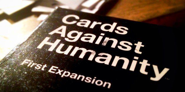 Week 4 is about Games, starting out with the excellent combination of two: Cards Against Humanity, and improv comedy!   Eve