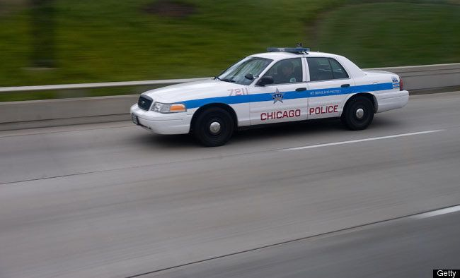 Chicago Police Officers To Patrol Expressways? State Police
