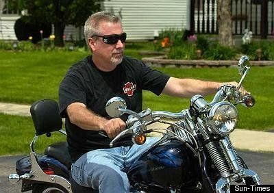 Drew Peterson Selling His Harley Davidson Motorcycle On Ebay Huffpost