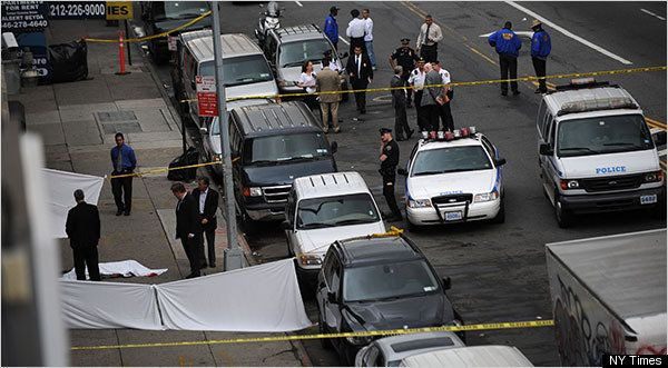 Man Fakes Al-Qaeda Car Bomb To Pull Off Downtown Chicago Robbery