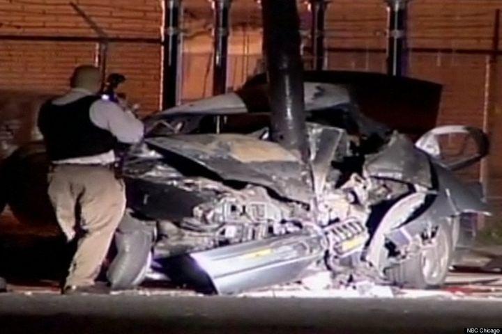 Car Bursts Into Flames After Southwest Side Crash: Women Burned