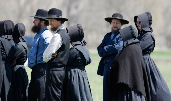 amish required to have photo on foid card to own guns violating