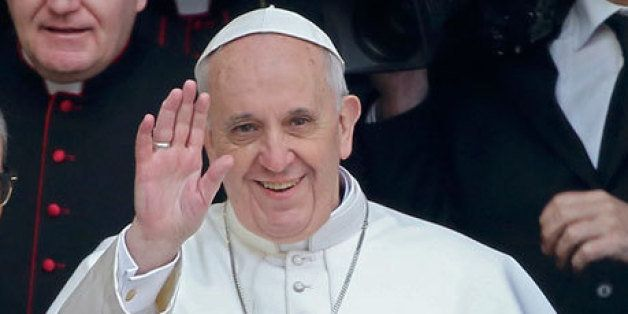 Today, HOLY MOTHER CHURCH rejoices for the SOLEMN INAUGURATION of HIS HOLINESS, POPE FRANCIS P.P. @ St. Peter's Basilica, Vat