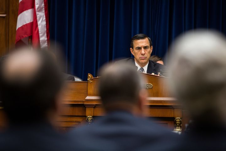 Republicans, like my former boss Rep. Darrell Issa (R-Calif.), weaponized their oversight powers during the Obama presid
