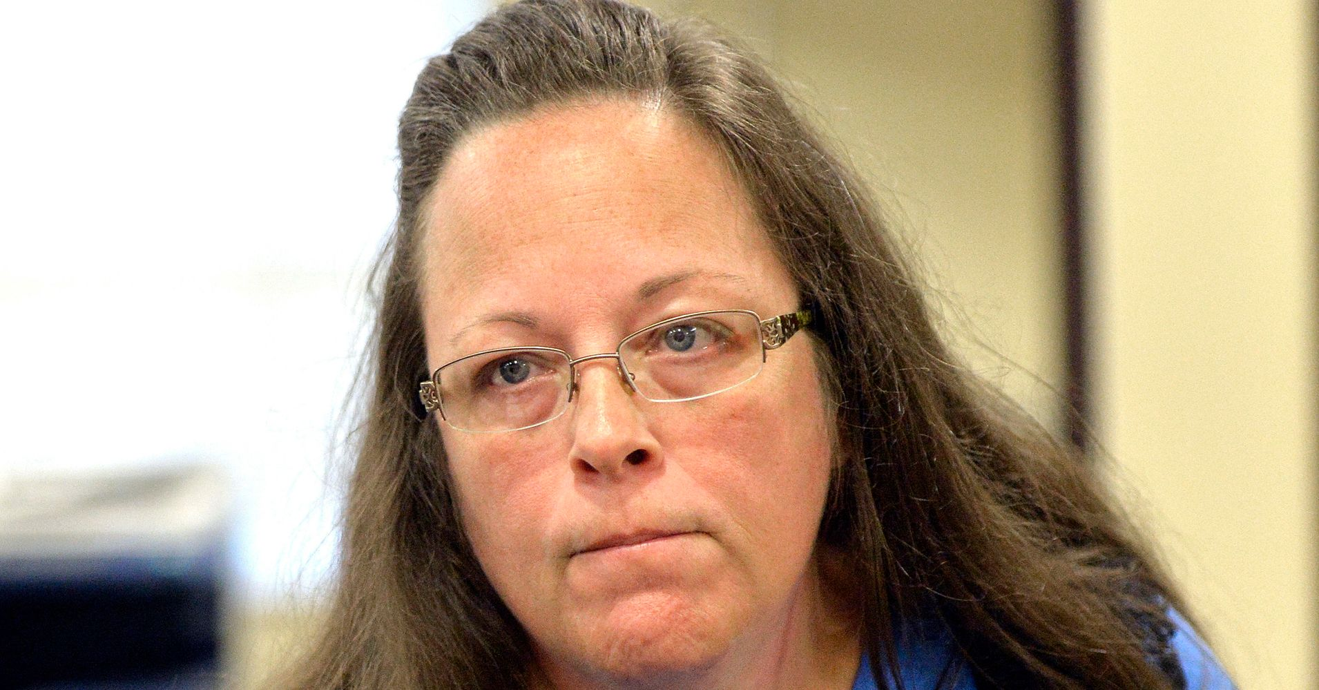 Kim Davis (Yes, That Kim Davis) Just Lost Her Re-election Bid To A Democrat