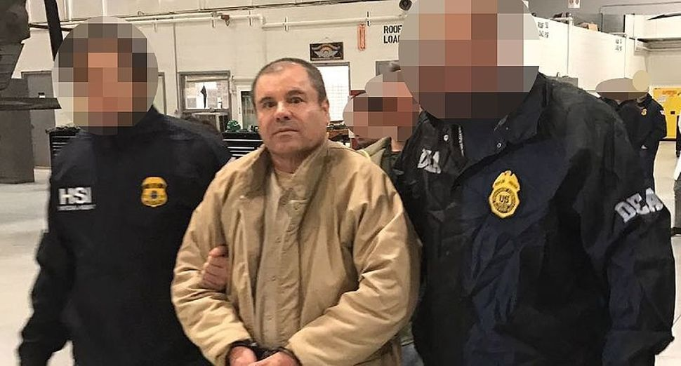 "The trial of Joaquin ""El Chapo"" Guzman is under tight security, authorities said."