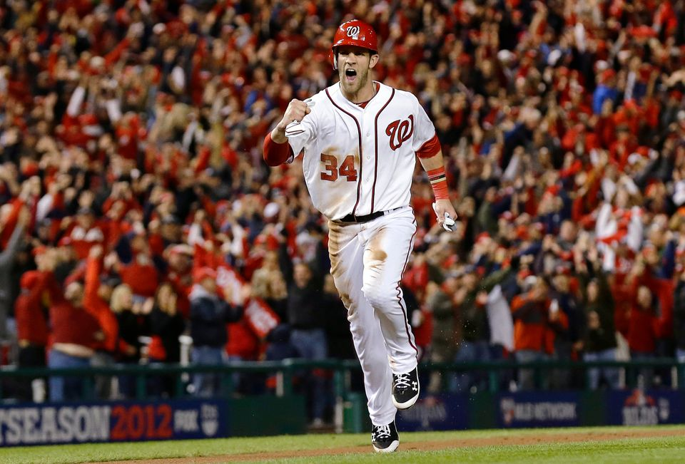 If the Washington Nationals' 2013 baseball season will be anything like the amazing 2012 season, there's a lot to look forwar