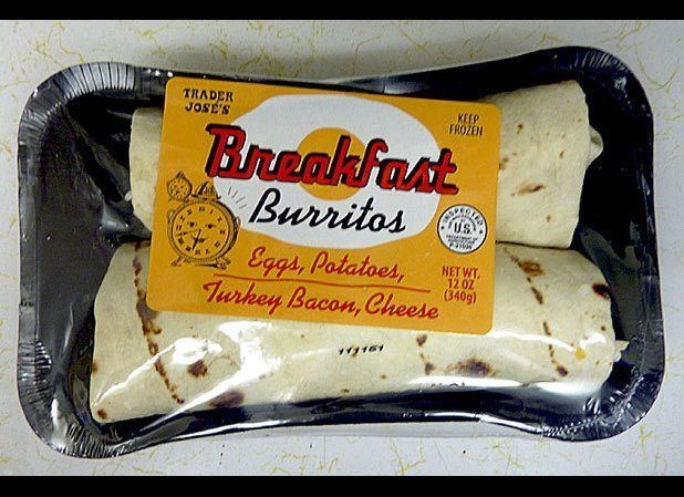 Breakfast: The most important meal of the day, and should be the hardest to screw up. Somehow, TJ's did. It ought to be impos