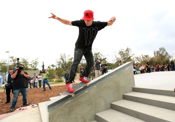 2e94743b207f Rob Dyrdek Helps With Community Skate Park Grand Opening In Erie, Colorado    HuffPost