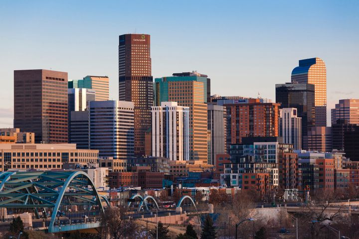 The City and County of Denver is the largest city and the capital of the U.S. state of Colorado. Denver is also the second mo