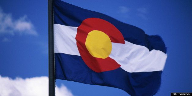 this is the colorado state flag ...