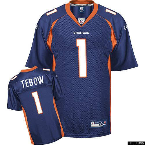 100% authentic 2fe12 f5fea Tim Tebow Broncos Jersey ALREADY In Demand | HuffPost