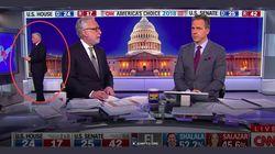 CNN kommentiert Midterms – alle achten nur auf den Mann im