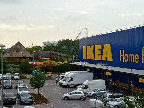 Jake Jabs And American Furniture Warehouse Taking On IKEA
