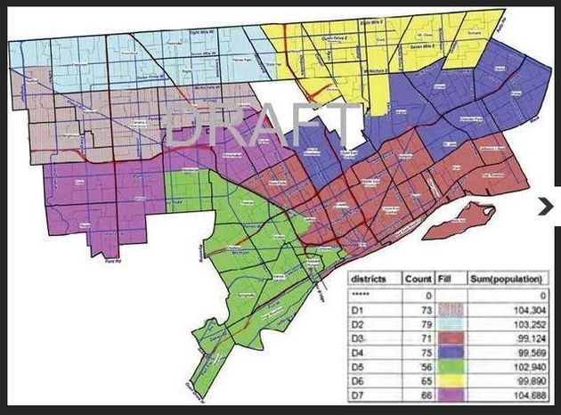 Detroit Redistricting Draft Maps Revealed By City Council ... on memphis map, united states map, duluth map, chicago map, toronto map, henry ford hospital map, royal oak map, great lakes map, cincinnati map, compton map, michigan map, las vegas map, pittsburgh map, atlanta map, quebec map, baltimore map, highland park map, usa map, st louis on map, new york map,