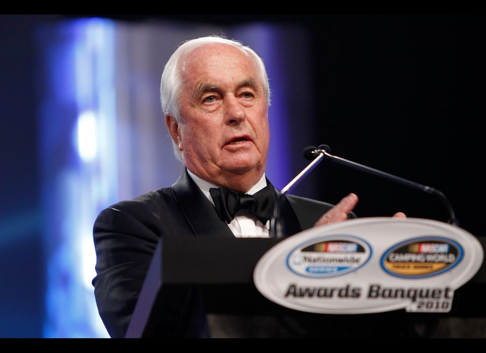 At the bottom of the list is Roger Penske, former race car driver who made his riches with Penske Auto Group. While he fell o