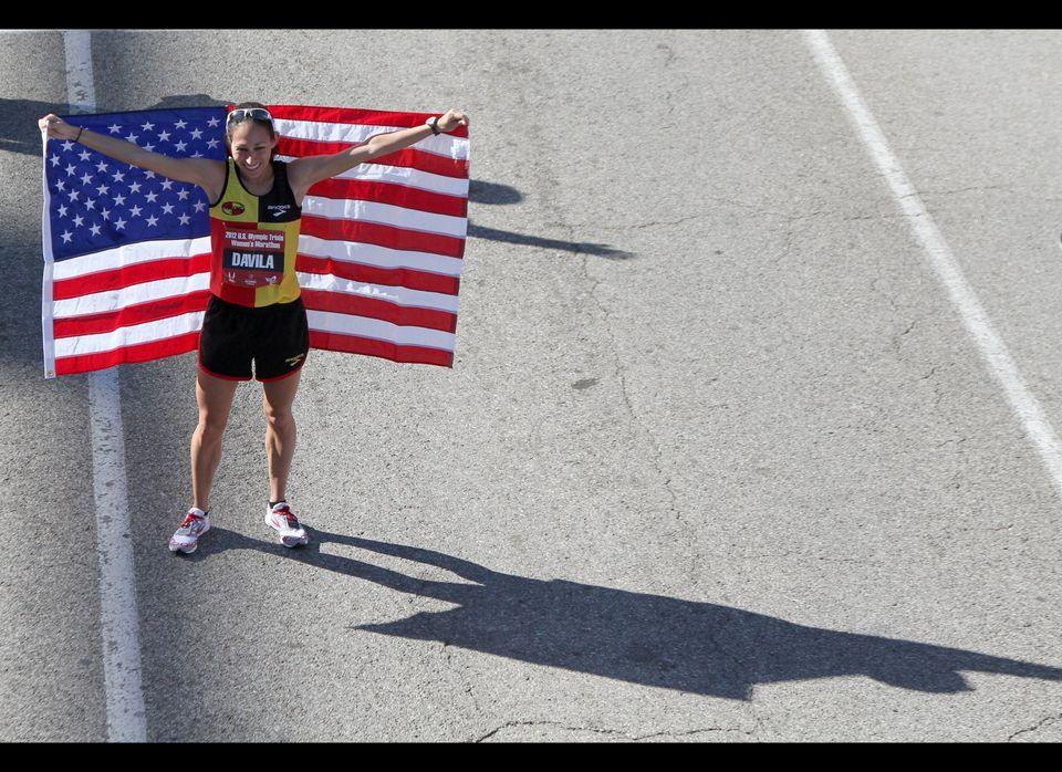 Sport: Track & Field Event: Marathon DOB: July 26, 1983 City: Rochester Hills (current)  HOUSTON, TX - JANUARY 14:  Desi