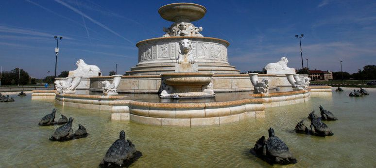 When Michigan state officials discussed a proposed lease of the Detroit Belle Isle park with a dubious City Council Tuesday,