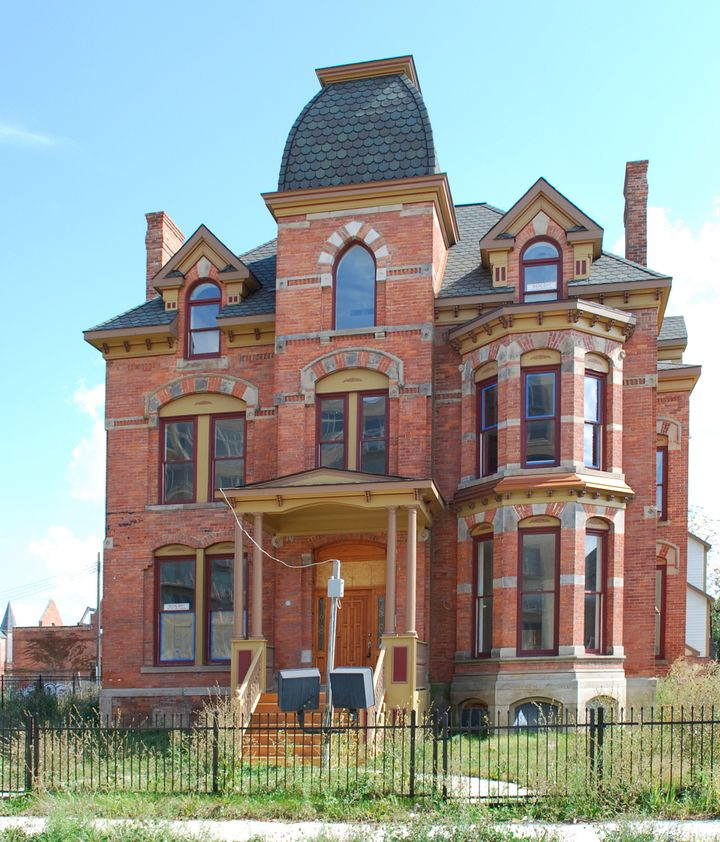 The Edmund Detroit Historic Mansion Opening For Apartment Rentals