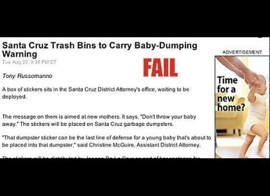 "(<a href=""http://www.uselesshumor.com/2011/04/funny-news-headlines-santa-cruz-trash.html"" target=""_hplink"">via Useless Humor<"
