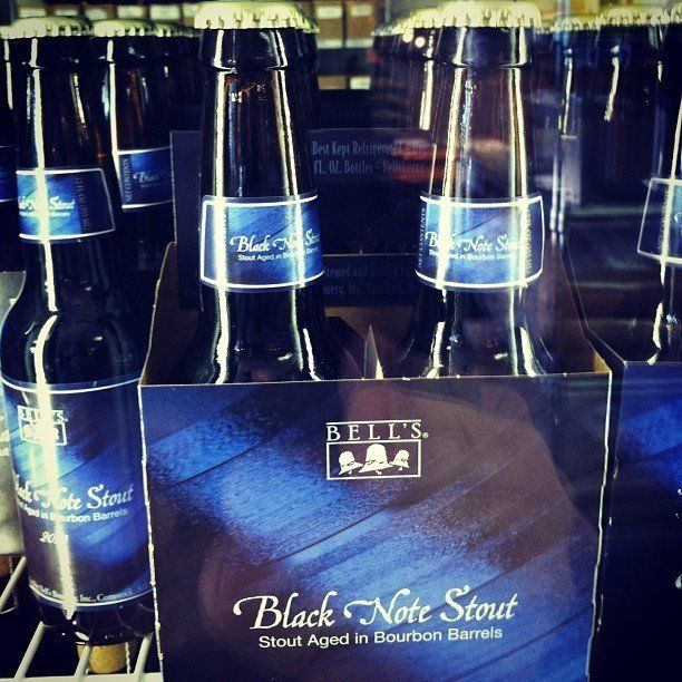 Black Note Stout >> Bell S Black Note Stout Highly Sought Michigan Craft Beer To Hit