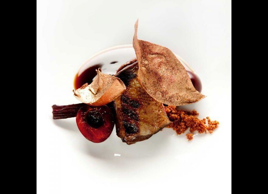"Larrabetzu, in the heart of the Basque country, is home to daring two-star restaurant <a href=""http://www.azurmendi.es/"" targ"