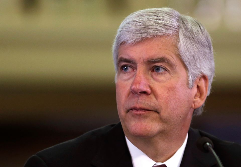 Gov. Snyder had campaigned aggressively for Michigan voters to keep PA 4, the emergency manager law. After it was repealed, a